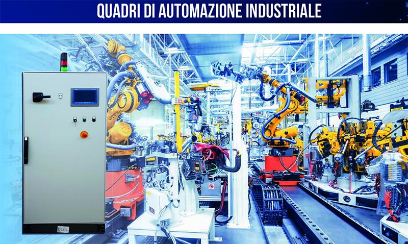 Schemi Elettrici Macchine Industriali : Fa quadri elettrici di francesco allegro quadri elettrici
