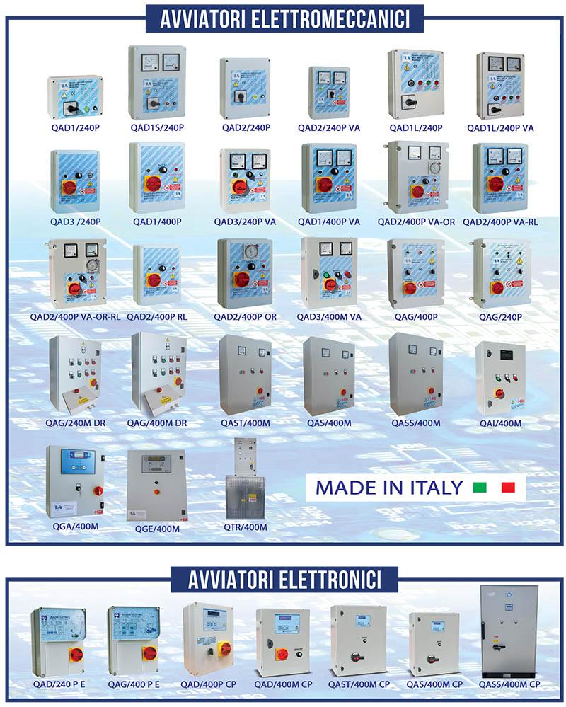 Schemi Quadri Elettrici Per Pompe Sommerse : Schemi quadri elettrici per pompe sommerse ottavia